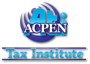 ACPEN Tax Institute Logo